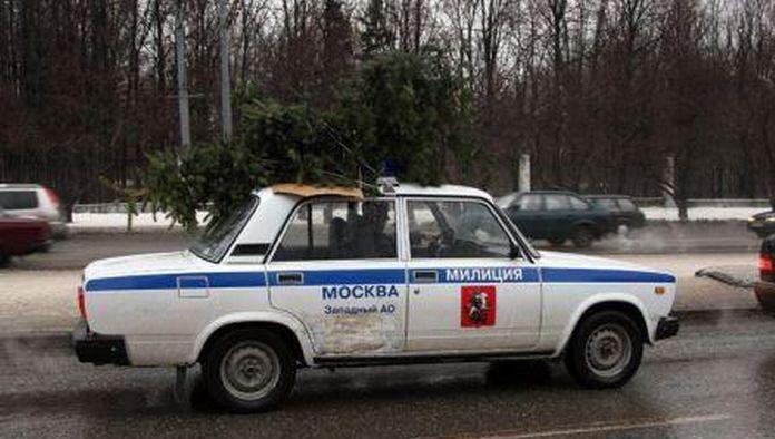 Приколы из полицейских протоколов