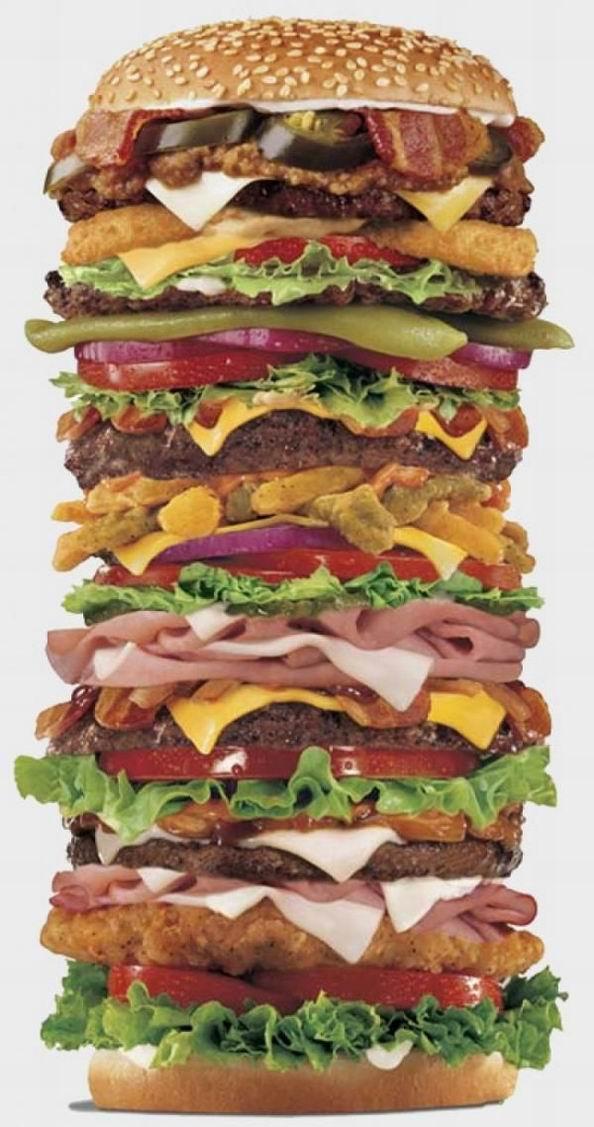 Подборка фактов о еде (24 фотографии)