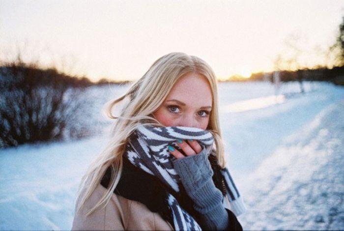 На зиму хочу найти женщину