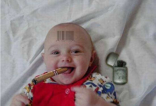 Дети без присмотра (38 весёлых фотографий)