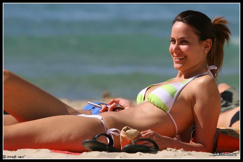 Приколы на субботу про израильских девушек, Ксению Собчак и размеры груди