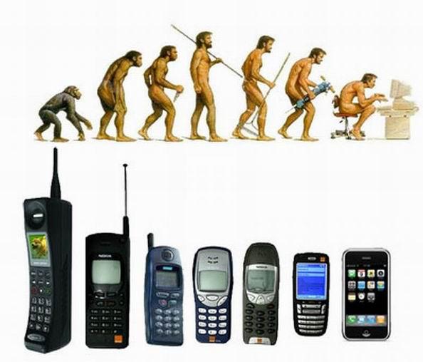 Эволюция - подборка забавных картинок (56 картинок)