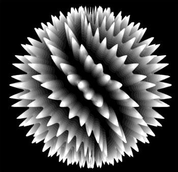 Классные 3D гифки (37 штук)