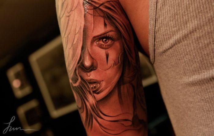Коллекция татуировок (179 фотографий)