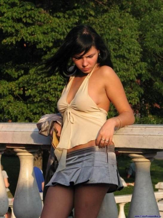 Смотреть частное фото в юбках #2