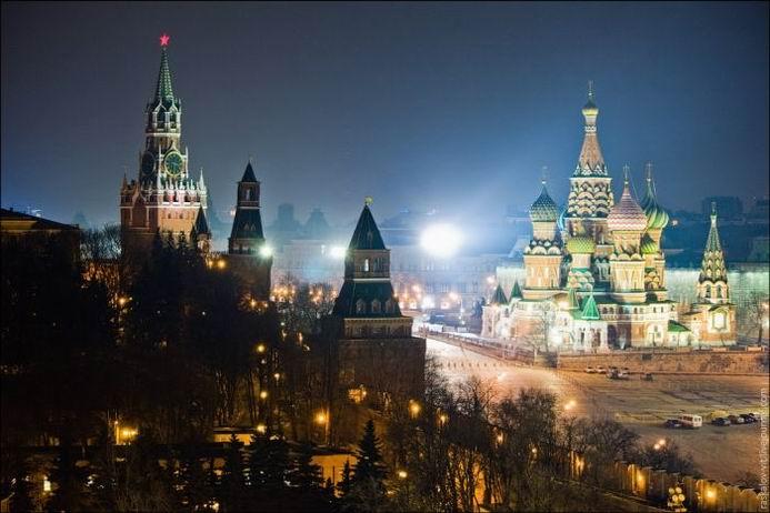 Десять суждений о Москве