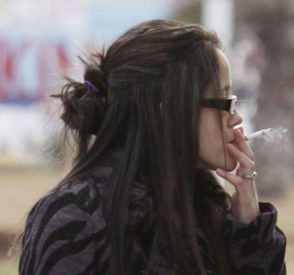 Курить - здоровью вредить (7 фотографий)