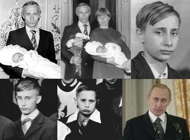 Мировые лидеры в молодости (19 фотографий)