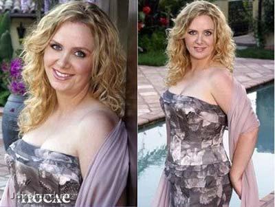 Магические превращения - макияж и фотошоп