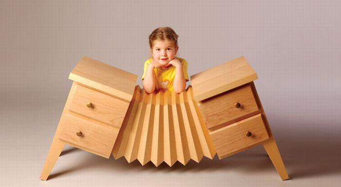 Мебельный креатив (12 фотографий)