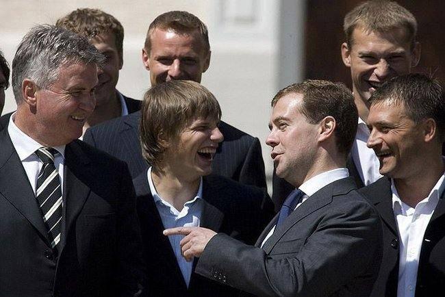 Покушение на Медведева!