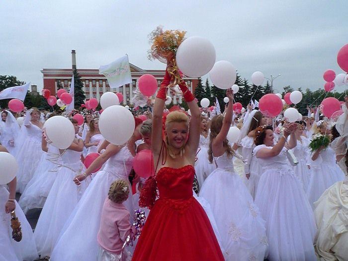 Невесты (свадебные фото)