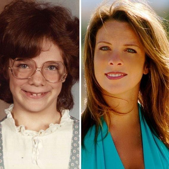 Перемены с возрастом (21 фотография)