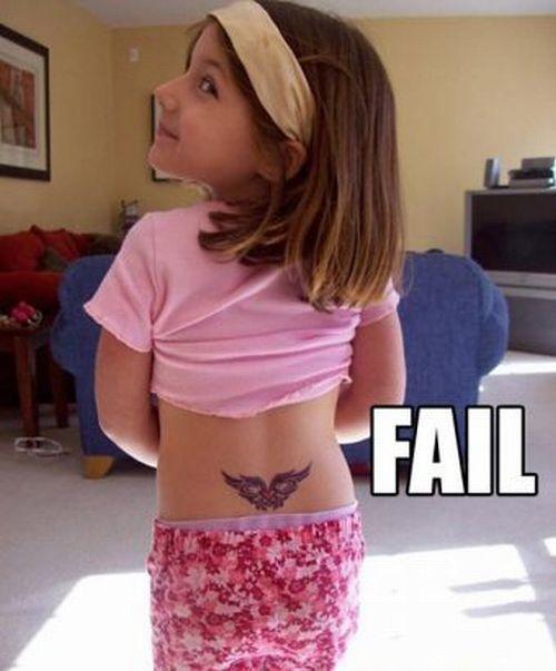 Очень плохие родители (24 фотографии)