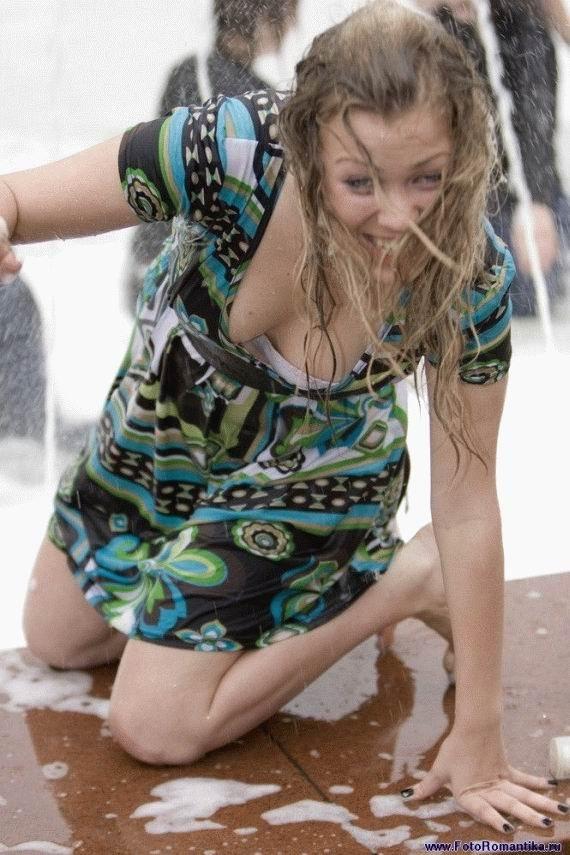 В Сочи фонтан лишил девственности 18-летнюю первокурсницу