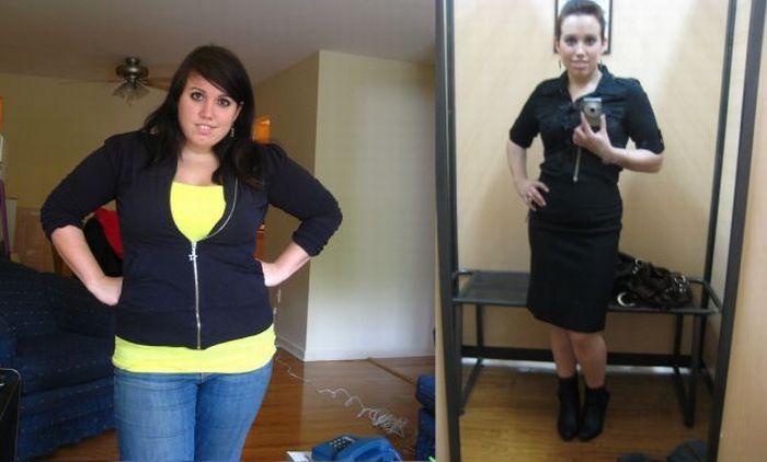 Потеря веса (11 фотографий)