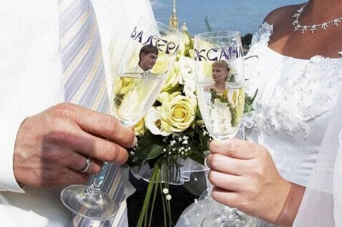 Провальные свадебные фотографии (61 фотография)