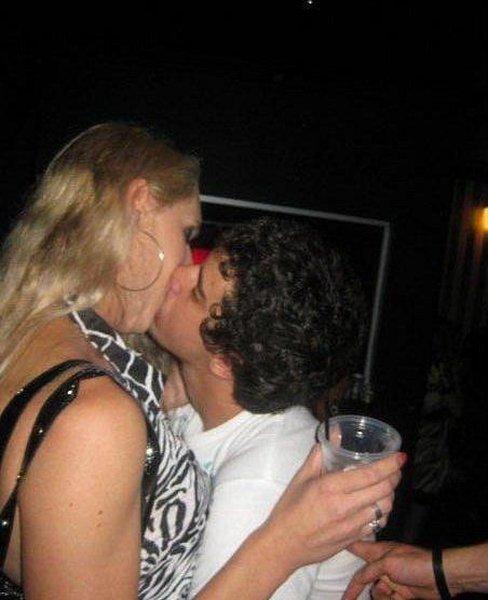 К чему приводит пьянка (3 фотографии)