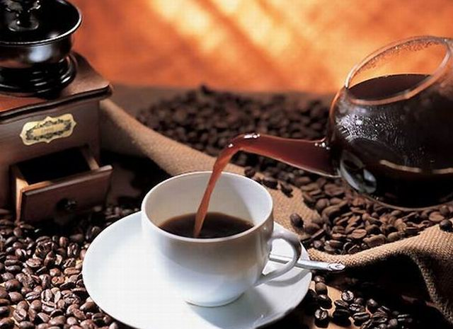 Пока варится кофе...