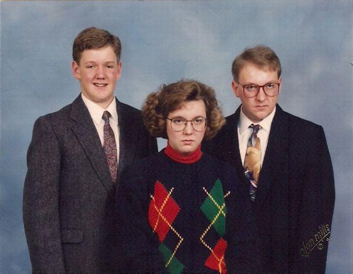 Забавные семейные фотографии