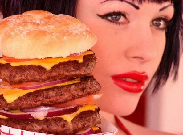 Девушки ресторана Сердечный приступ