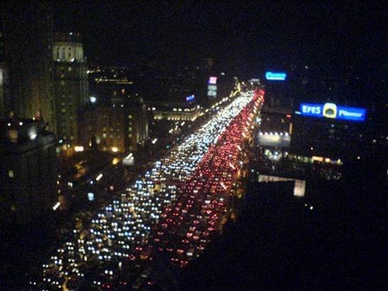 Вечером в Собянинске (19 скринов)