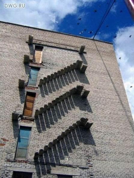 Странные постройки (55 фотографий)