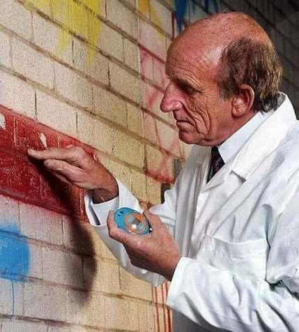 пециалист по высыханию краски