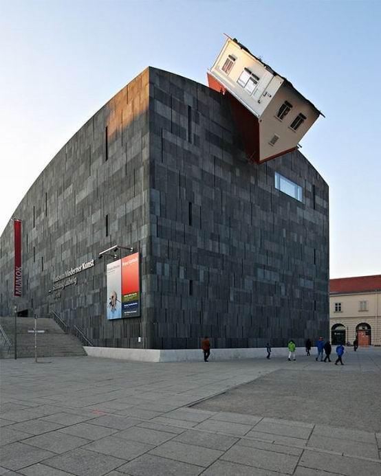 Странные здания со всего мира (84 фотографии)