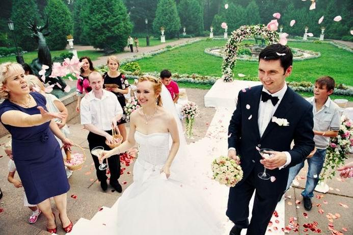 Свадьба на Красную Горку. Сладко!