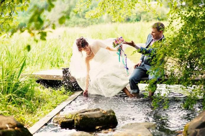 Красивые свадебные фотографии (111 фотографий)