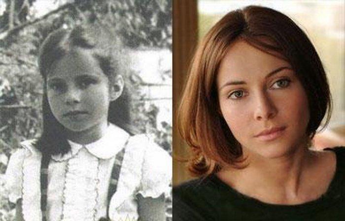 Известные люди в детстве (44 фото)