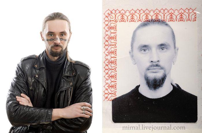 паспорте жизни
