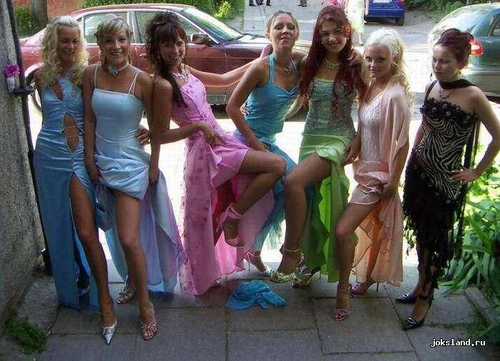 Выпускницы (очень много интересных фото)