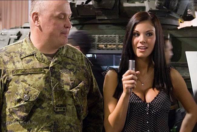 По традиции, существующей в армии США
