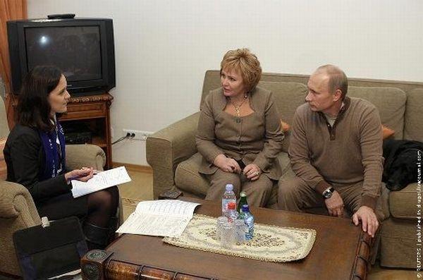 Фотожаба: Переписчик в гостях у четы Путиных (29 фотографий)