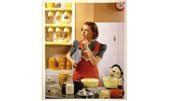 Женщина! Иди на кухню твое место на кухне