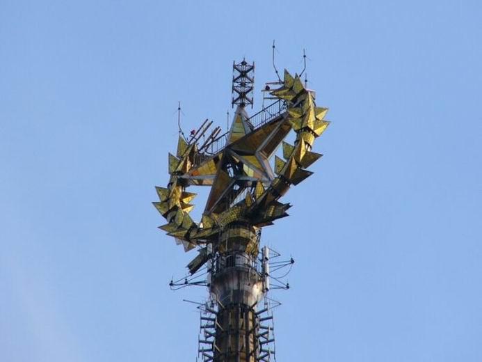 Звезда МГУ (51 фотография)