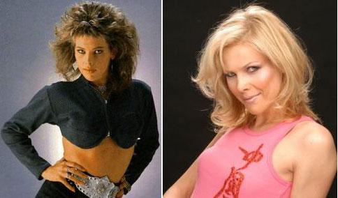 Звезды западной эстрады 80-х тогда и теперь (36 фото)