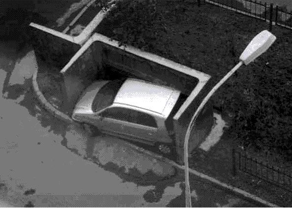 Чудеса парковки