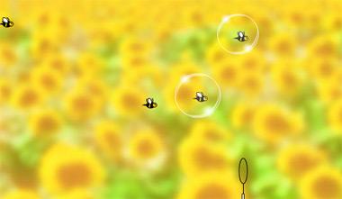 Мыльный пузырь (flash игра)