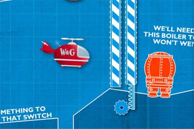 Подводная лодка (flash игра)