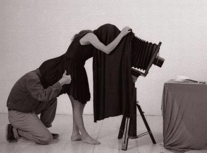 Подборка прикольных фото про эволюцию мужчины и женщины