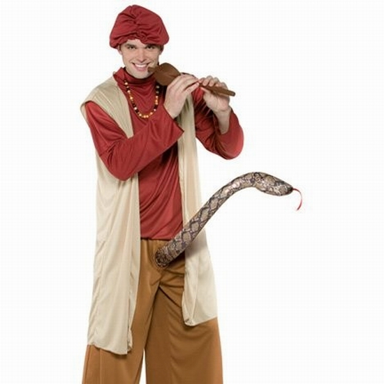 Snake Charmer CostumeFun Costumes - Escapade Fancy Dress and Costumes.