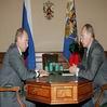 Президент с Путиным