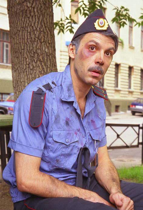 Милиционер из трущоб