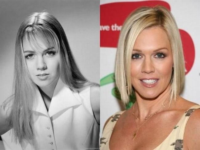 Актёры Беверли Хиллз 90210. Тогда и теперь (13 фотографий)