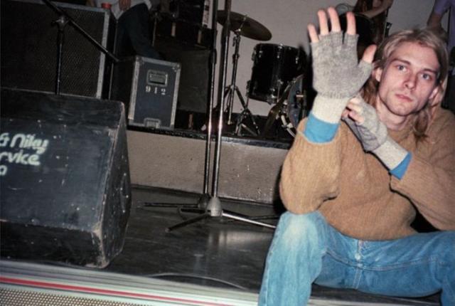 """Факты о музыкантах из группы """"Nirvana"""" в молодости (11 фото)"""