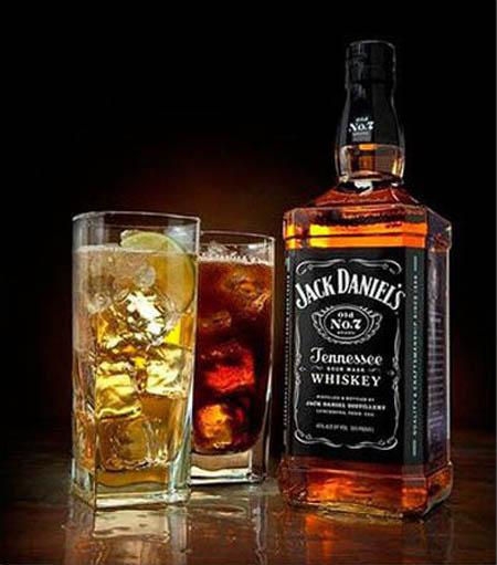 jack daniels cola