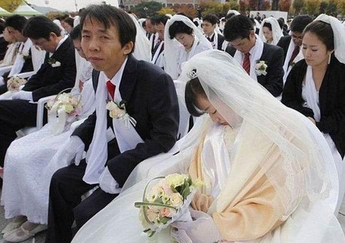 Неудавшиеся свадебные фотографии